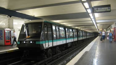 Le métro francilien ne fonctionne pas encore toute la nuit.