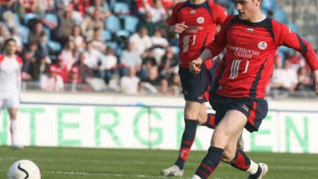 Le Lillois Mathieu Debuchy retrouvera son frère Grégoire face à Wasquehal en 16es de finale de la Coupe de France.