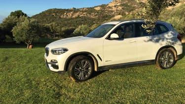 La troisième génération du BMW X3 arrive en concession en cette fin d'année.