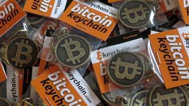 """Chaque bitcoin est en réalité une équation, et doit être """"miné"""" par un logiciel."""