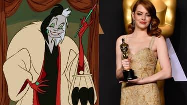 Emma Stone va bientôt incarner Cruella à l'écran