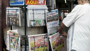 """Le journal va cesser de paraître """"provisoirement"""""""