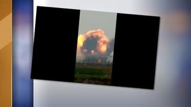 Une forte explosion est survenue ce jeudi dans une usine chimique chinoise.