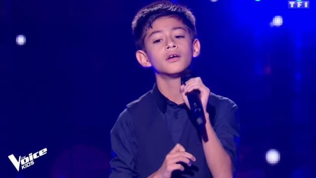 Ilan dans The Voice Kids