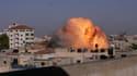 Des raids aériens ont de nouveau frappé Gaza mercredi matin (photo d'illustration).