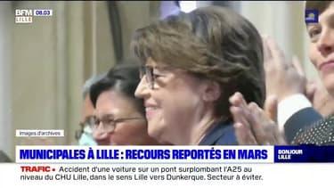 Municipales à Lille: les recours reportés en mars