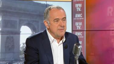 Didier Guillaume, ministre de l'Agriculture, le 27 juin 2019