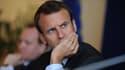 Emmanuel Macron a déclenché les foudres de certains militants du parti en critiquant à demi-mot les 35 heures.