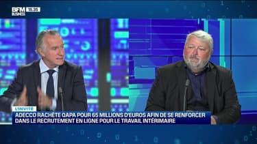 Adecco rachète Qapa pour 65 millions d'euros - 18/09