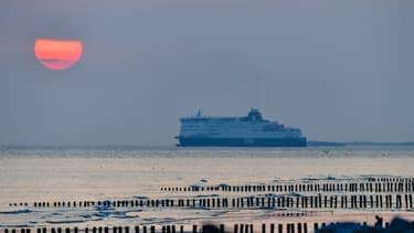 La mer à Calais