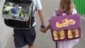 """Selon une enquête de la fédération France Nature environnement, équiper un élève de primaire de fournitures scolaires plus respectueuses de l'environnement coûte 2,5 fois plus cher à leurs familles, avec en moyenne un """"panier vert de rentrée"""" de 49,94 eur"""