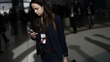 Environ trois quarts des répondants à l'étude (73%) vérifient leurs emails, professionnels ou personnels, avant même d'arriver sur leur lieu de travail.