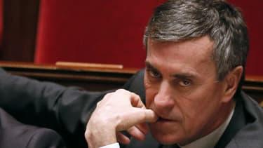 L'ex-ministre du Budget Jérôme Cahuzac