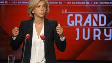 "Valérie Précresse invitée du ""Grand Jury"" RTL/LCI/le Figaro"