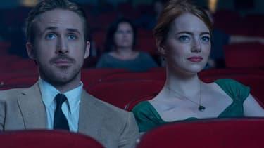 """Ryan Gosling et Emma Stone à l'affiche de """"La La Land"""""""