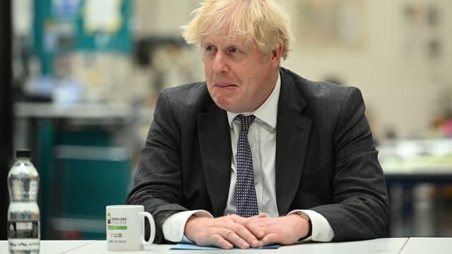 Le Premier ministre britannique, Boris Johnson, le 18 juin 2021.