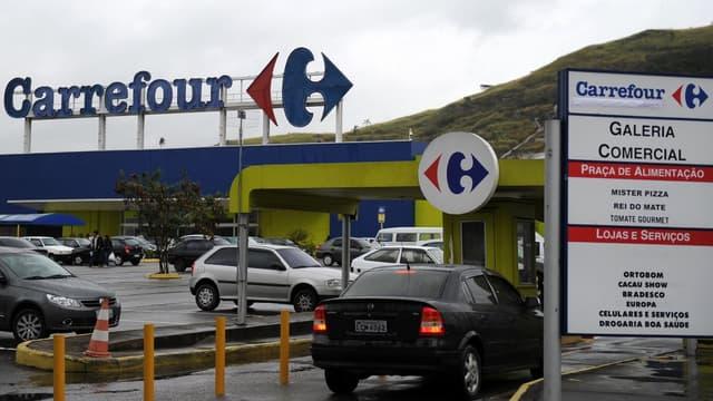 Carrefour gardera une large majorité dans le capital de sa filiale brésilienne