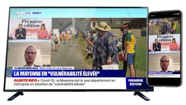 Le live vertical est désormais disponible sur l'application BFMTV
