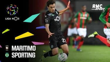 Résumé : Maritimo 0-2 Sporting - Liga portugaise (J17)