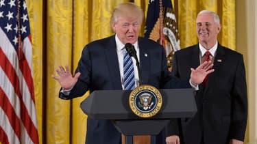 Donald Trump va annoncer le retrait des États-Unis du TPP.