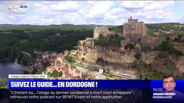 Suivez le guide... en Dordogne
