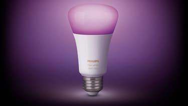 Les ampoules connectées Philips Hue comportaient une faille d'ampleur.