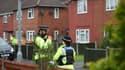 Le jeune homme était installé dans un quartier au sud de Manchester.