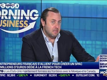 Marc Menasé (DEE Tech) : Quelles cibles pour le SPAC de Marc Menasé dédié à la tech ? - 21/06