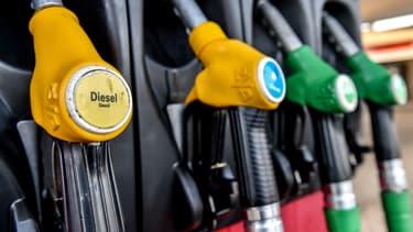 Hors taxes, le prix du gazole a baissé de 0,66 centimes la semaine dernière.