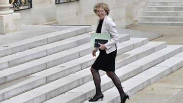 La ministre du Travail prône une hausse des contrôles sur l'égalité salariale.