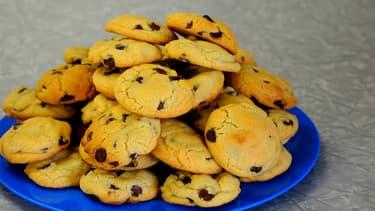 Les cookies étaient fourrés au cannabis (photo d'illustration).