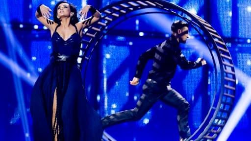 Marija Jaremtjuk, la candidate ukrainienne à l'Eurovision, fait partie des favoris du concours.