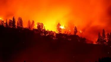 L'incendie Camp Fire ravage le nord de la Californie