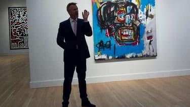 Ce tableau a été vendu 110,5 millions de dollars.
