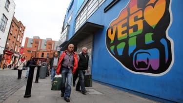 """Le """"oui"""" au référendum pour le mariage pour tous l'aurait emporté."""