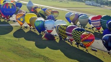433 montgolfières ont décollé simultanément.