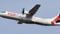 La grève des pilotes de la compagnie Hop!, qui assure une partie des vols intérieurs d'Air France, des vols entre des régions françaises et des destinations européennes, a débuté lundi 24 février.