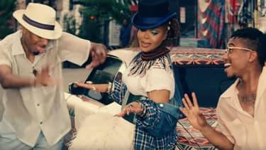 Janet Jackson dans son nouveau clip