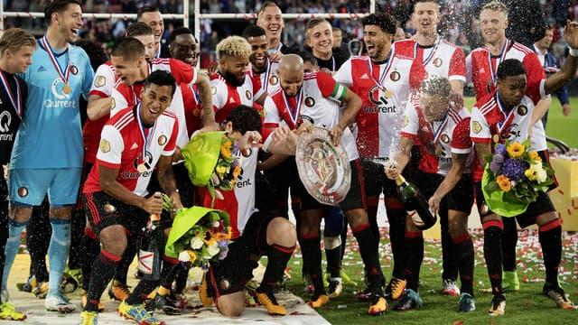 Feyenoord vainqueur de la Supercoupe des Pays-Bas