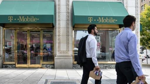 T-Mobile US se trouve dans le viseur d'Iliad, la maison mère de Free.