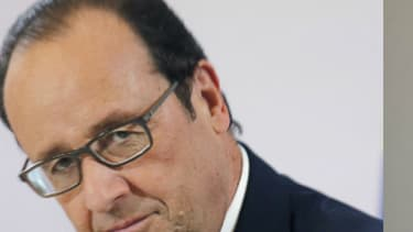 François Hollande / Fabrice Luchini