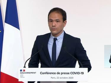 Cédric O a présenté la nouvelle version de StopCovid, Tous Anti Covid.