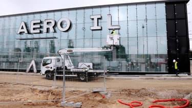 Le nouveau centre commercial Aéroville va ouvrir ses portes à Roissy.