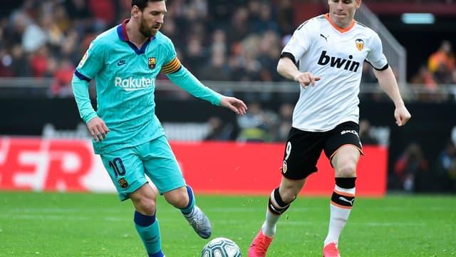 Messi devant Gameiro