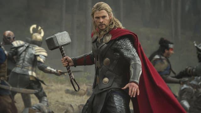 Chris Hemsworth dans la peau de Thor