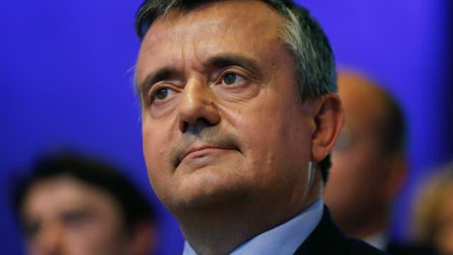 Le député UDI Yves Jégo.