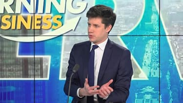 Julien Denormandie, le ministre chargé de la Ville et du Logement