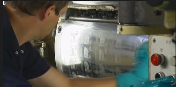 L'usine de Chamallières a imprimé 40% des nouveaux billets