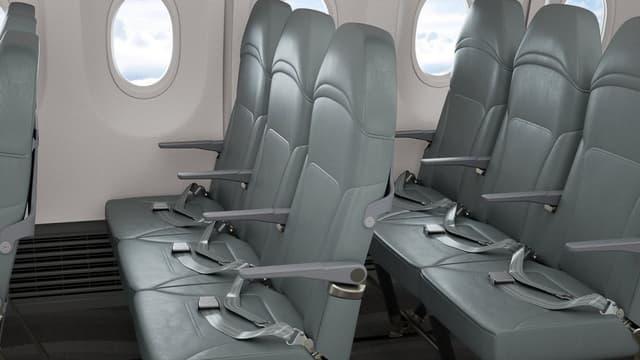 Les sièges ultra-légers d'Expliseat équipent aujourd'hui 50 cabines d'avions.