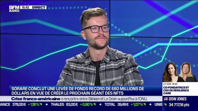 Regarder la vidéo Le PSG a décidé de rémunérer Lionel Messi à hauteur de 80000 euros par mois en fan token du PSG